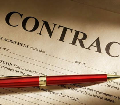 breach of contract lawyers near me
