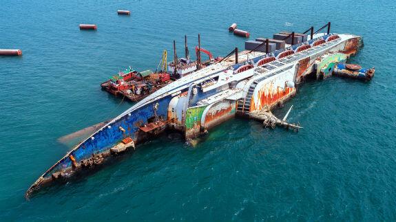 maritime collision cases