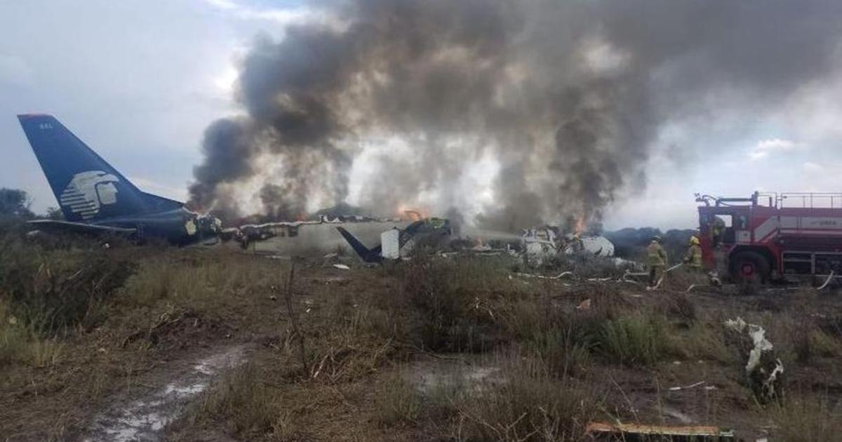 Richard Schechter, P.C. files suit on behalf of family of six involved in terrifying plane crash in Mexico body image-1